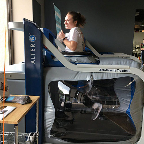 AlterG® Zero Gravity Treadmill